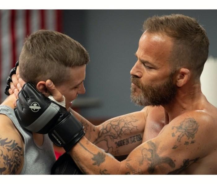 Stephen Dorff filming MMA drama 'Embattled'