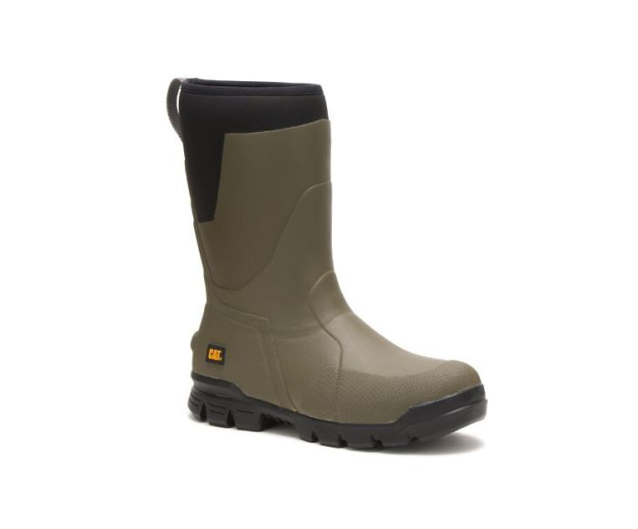 "CAT Stormers 11"" boot"