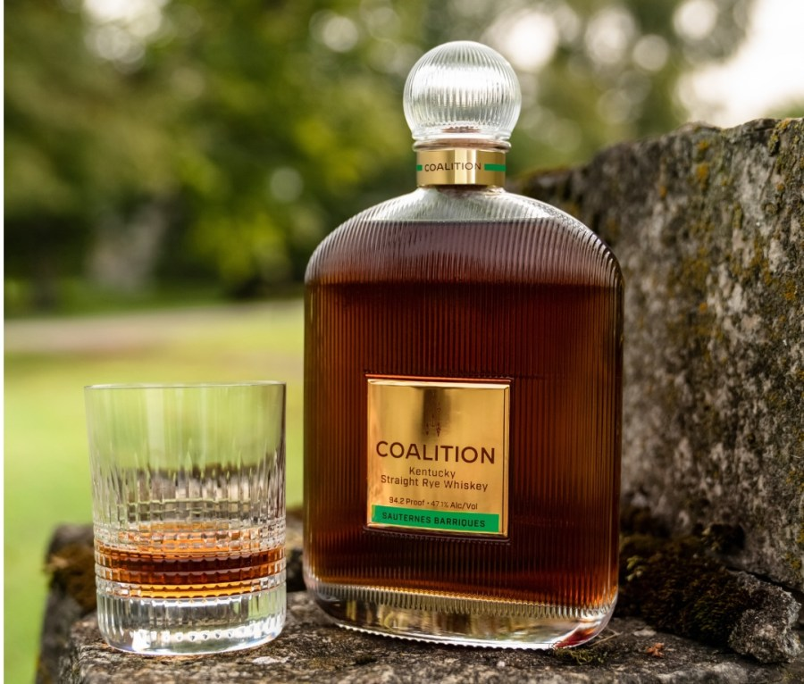 Coalition rye whiskey