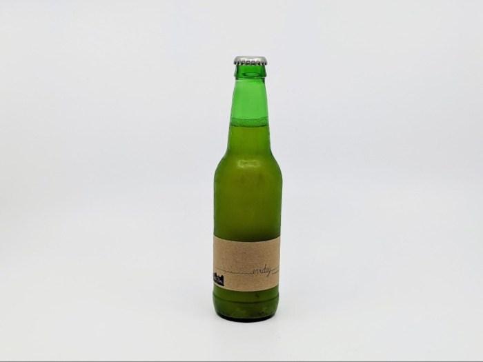 Fonta Flora Brewery Erryday brew ale