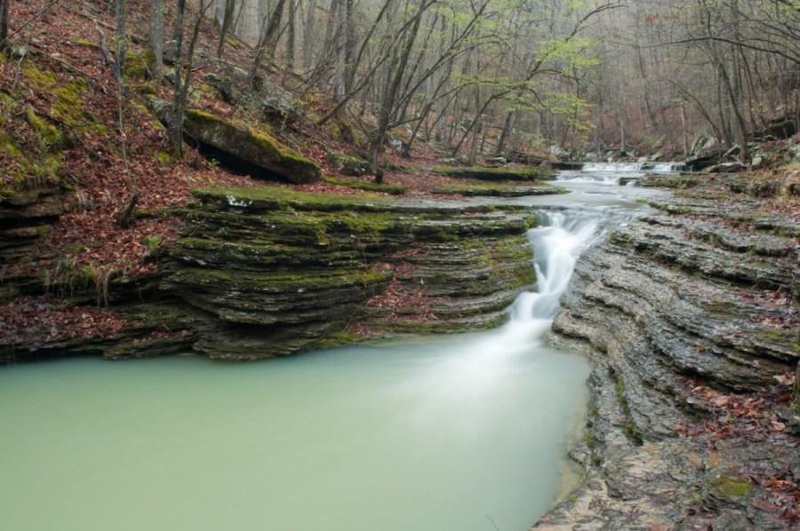 Arkansas Hiking Ozark Highlands Trail