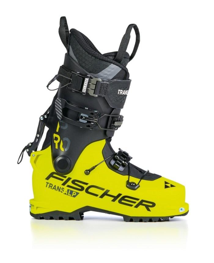 Fischer touring boots