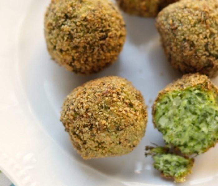 Broccoli Meatballs