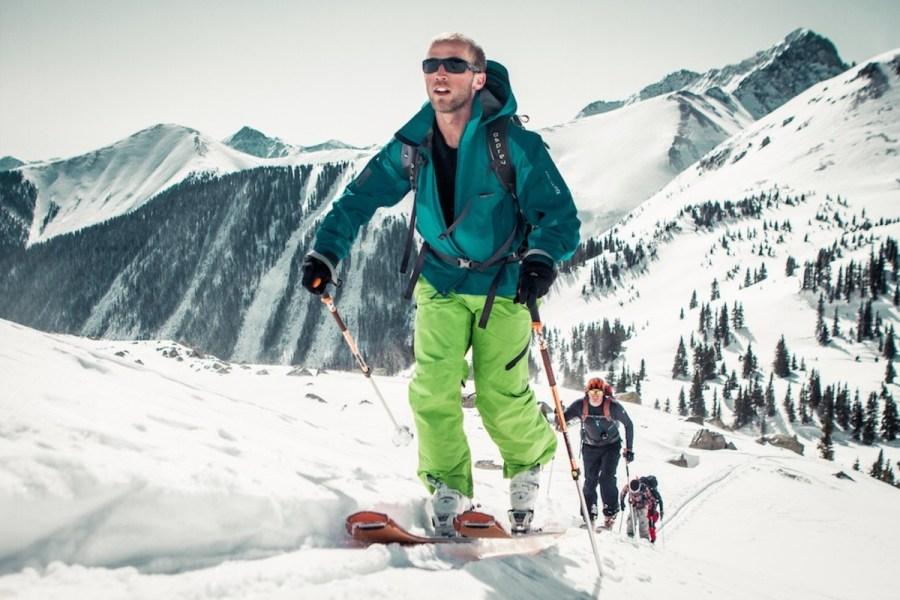 San Juan Mountain Guides Rocky Mountain ski touring interconnect Haute Route