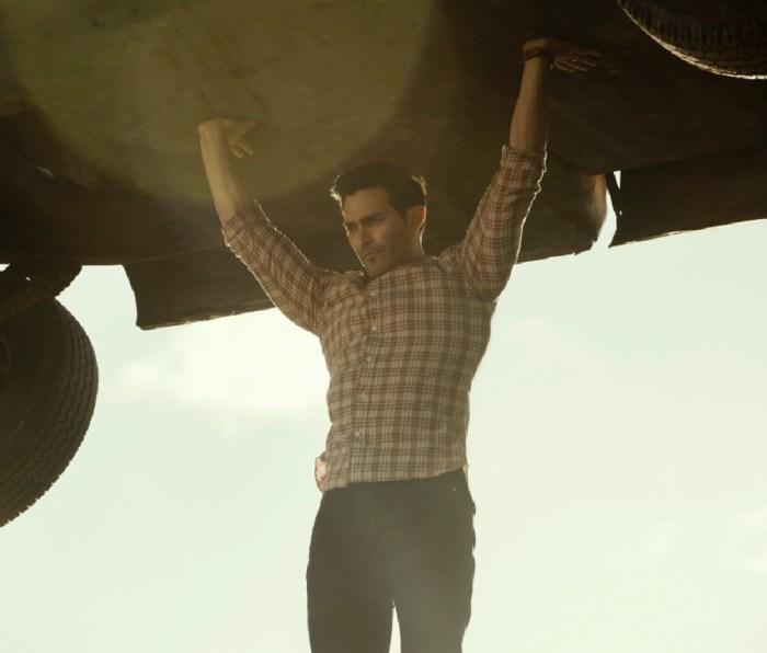 Tyler Hoechlin in 'Superman & Lois'
