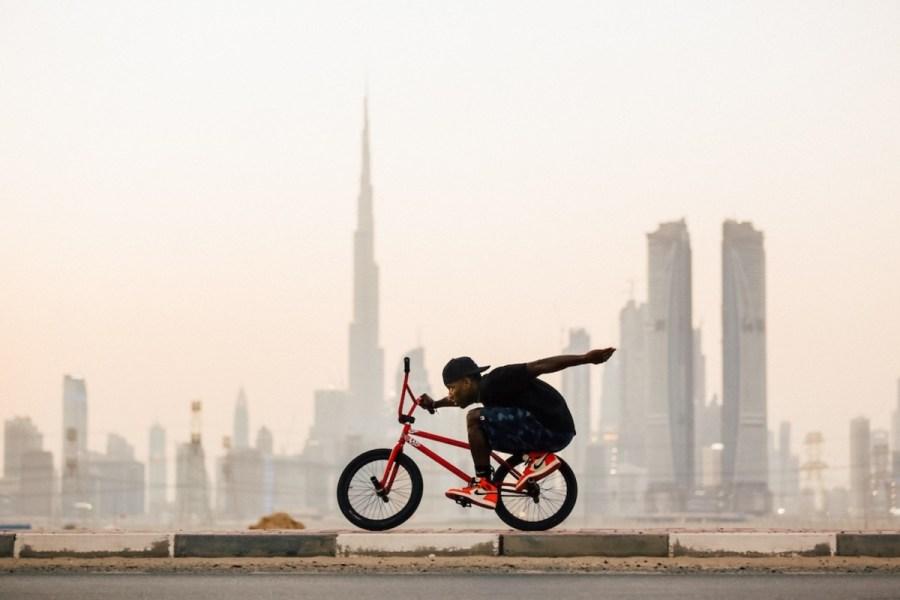Nigel Sylvester Go Series in Dubai
