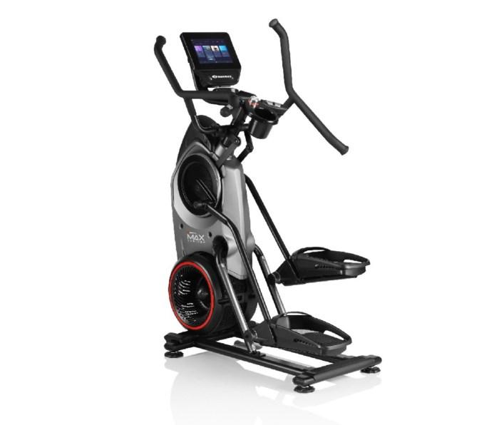 Bowflex Max Trainer M9: ellipticals