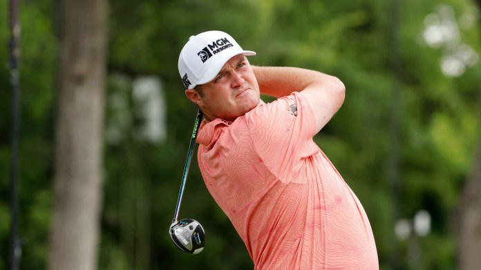 Jason Kokrak on Whiskey, Yard Work, and How He Almost Quit Golf