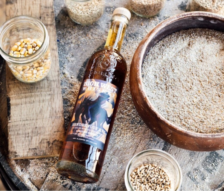 High West's Exclusive Release of Rendezvous Rye
