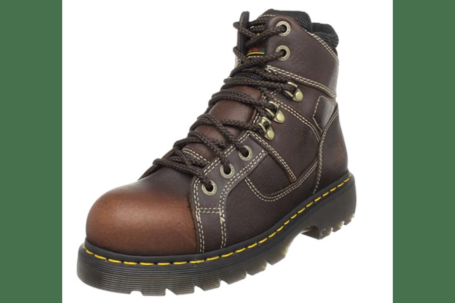 Dr. Martens Ironbridge Steel Toe Heavy Industry Boots