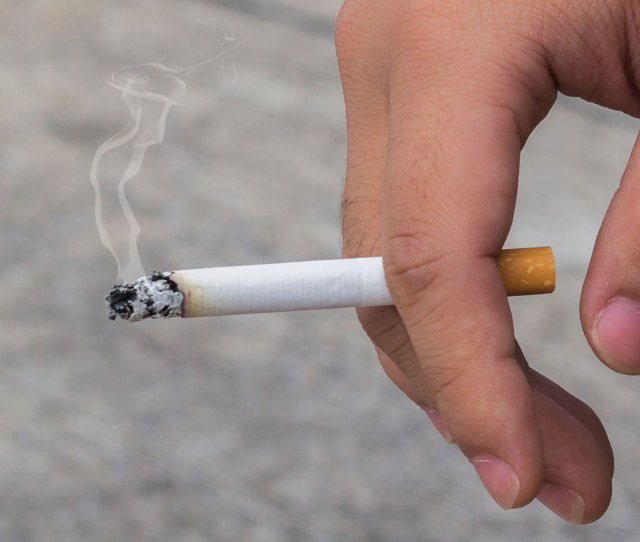 Vaping Increases The Risk Of Smoking Cigarettes Among Young Adults Says New Study