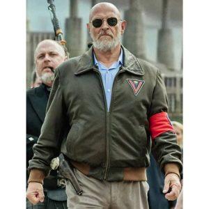 American Corbin Dean Bernsen Brown Jacket
