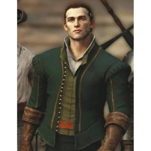 Greedfall Sir De Sardet Cotton Fleece Jacket