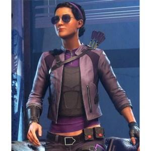 Marvel's Avengers Kate Bishop Jacket