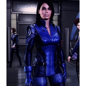 Mass Effect 3 Character Ashley Williams Jacket