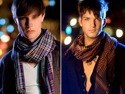 Как правильно выбрать мужской шарф? - Аксессуары - Мода и ...