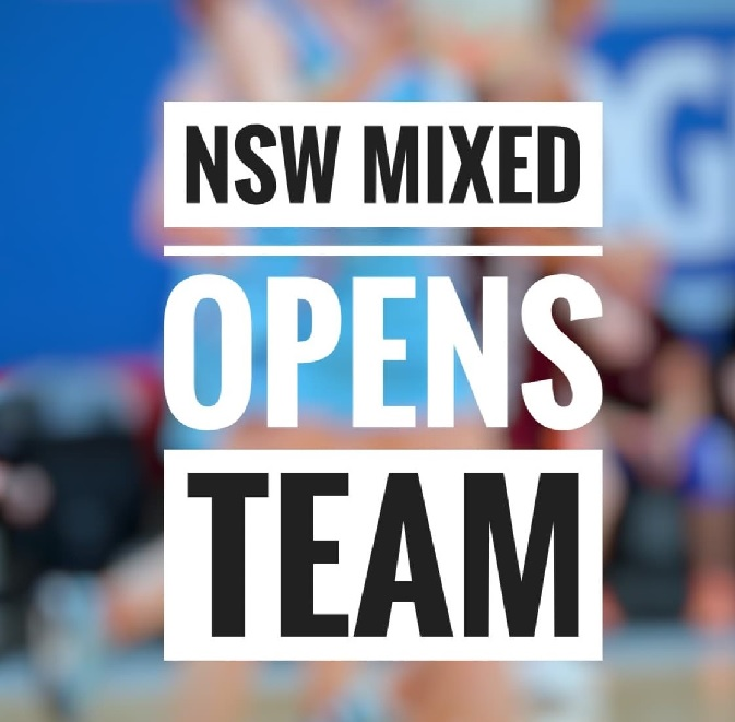 2019 Mixed Opens Team