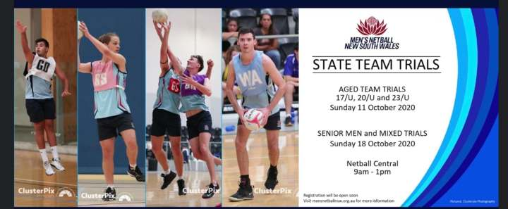 MNNSW State Team Selections – Now Open