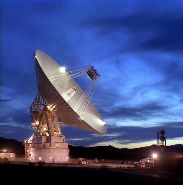 radiotelescope goldstone