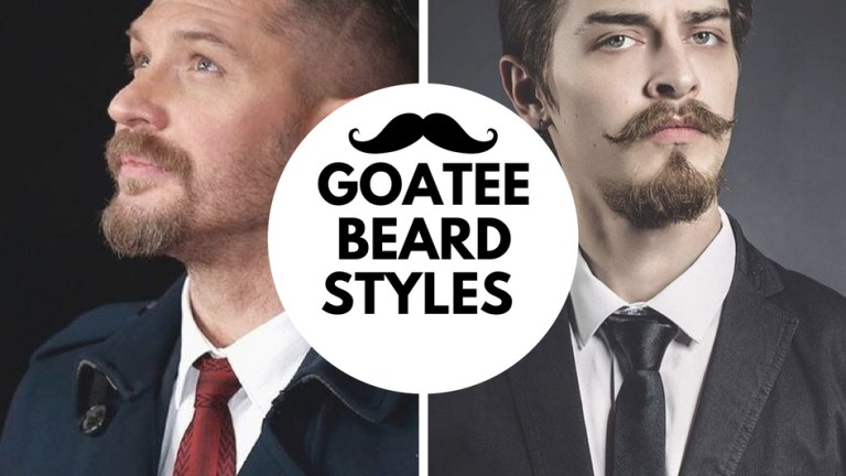 Superb 6 Trending Goatee Beard Styles For Men Only At Menstellar Natural Hairstyles Runnerswayorg