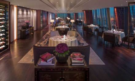 TING Restaurant at The Shard – Best View Of London