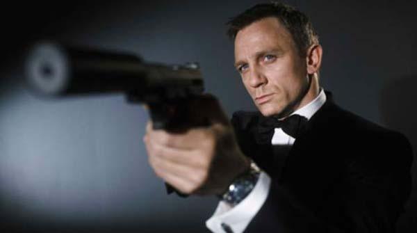 James Bond – Omega, 50th Anniversary of Bond