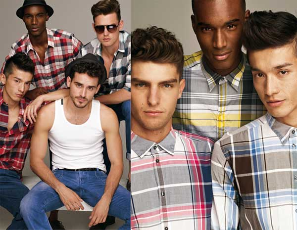 D&G Checkered Style Shirts 3