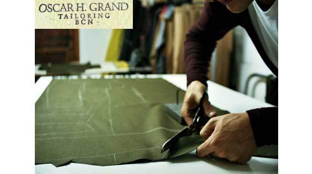 Oscar H.Grand – Men's Bespoke Suits, El Born, Barcelona