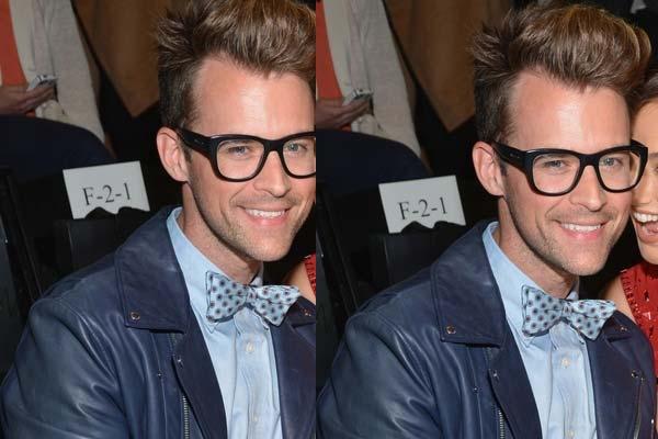 Brad Goreski, rockabilly Hairstyle for 2012