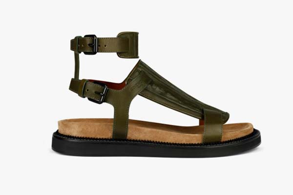 GIVENCHY MENS SS2012 - FOOTWEAR - sandals