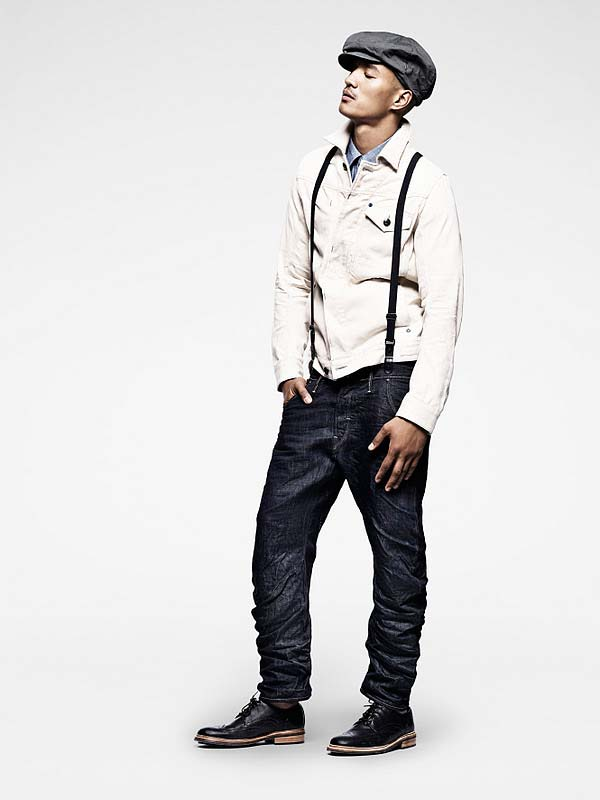 Braces Suspender making a comeback in 2012 2013