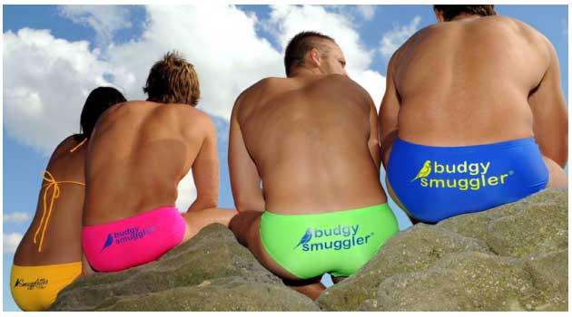Budgie Smuggler – Men's Swimwear Wear Them With Confidence