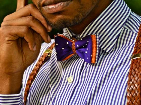 Bow Tie colourful