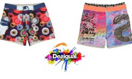 Desigual Swimwear – Colourful Designs For This Summer