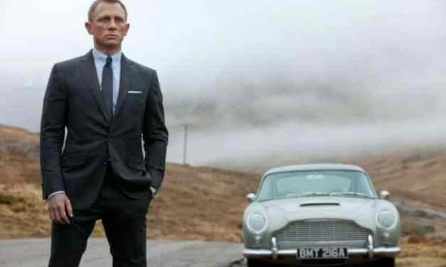 SkyFall – James Bond Sets The Tight Grey Suit Trend