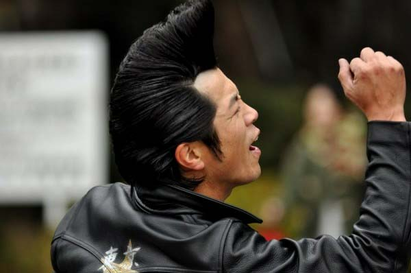 Rockabilly Look – How To Create Your Own for 2012