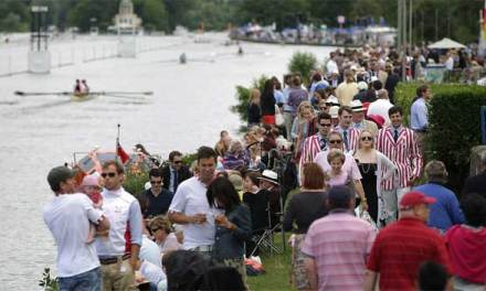 Henley Royal Rowing Regatta 2012 – Stylish Male Fashion