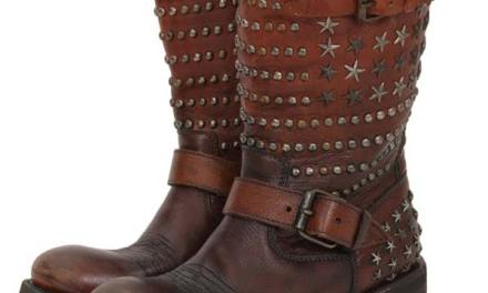 Studded Boots – Bring Out The Stud In You
