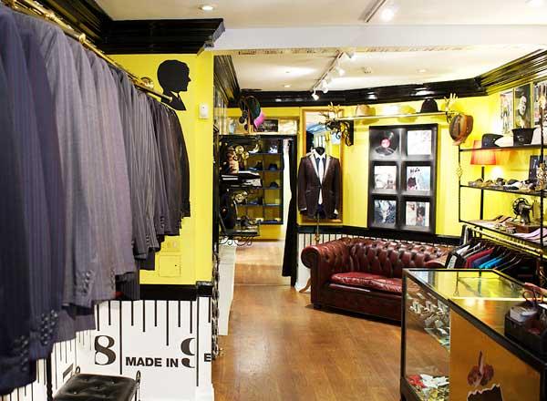 Sir Tom Baker – Cool Bespoke Tailoring In Soho London