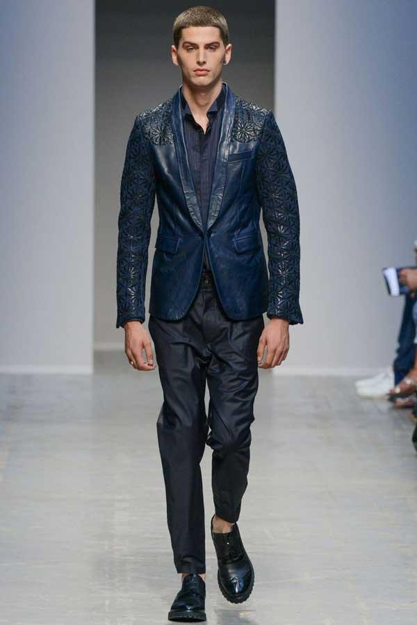 Diesel-2013,-leather-suits,-black-gold