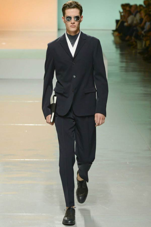 Zegna 2013 men's suits