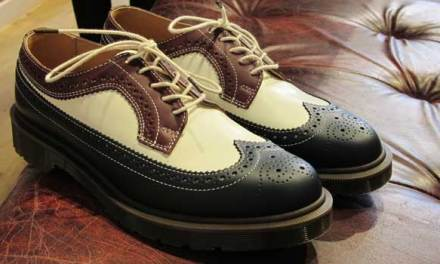Dr Martens Brogues – The Men's 3989 Shoes To Embrace