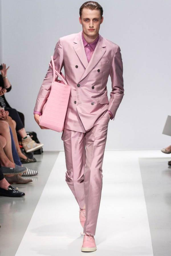 ports 2013 mens suits pink, 2013