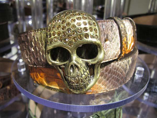 elliot-rhodes,-Harrods-belts-and-buckles.skull-head