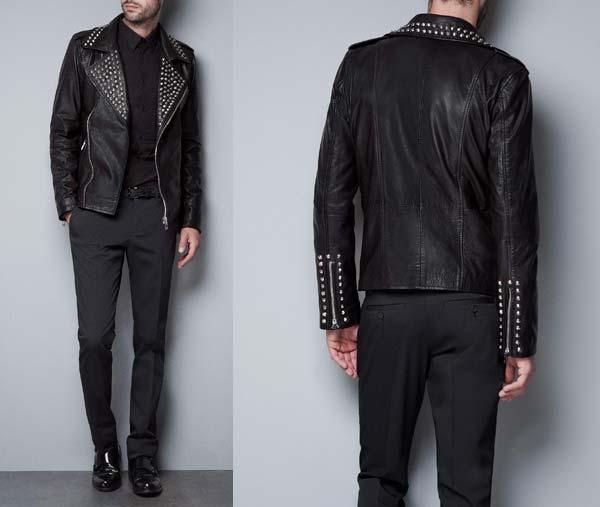 bb29af518 Motorbike Jackets - Update Your Biker Leather Image - Men Style Fashion