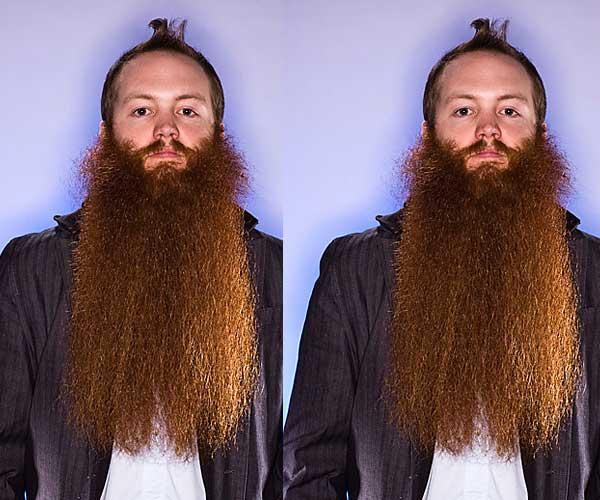 Beard championships 2012 - ZZ Top look-a-like