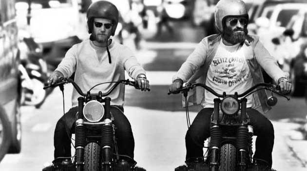 Blitz Motorbikes – Unique Motorbikes, Vintage Machines & Edgy Fashion