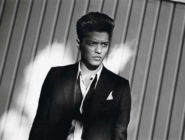 Bruno Mars December 2012