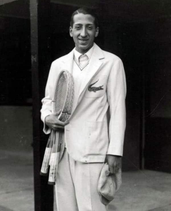 Lacoste vintage sportswear