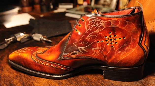 Selfridges Shoe Department – 72,000 Men's Footwear